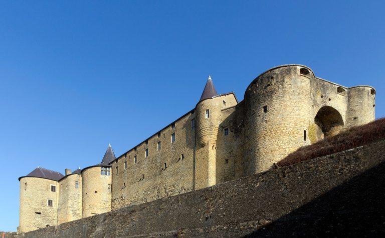 Château de Sedan, Sedan, Frankreich