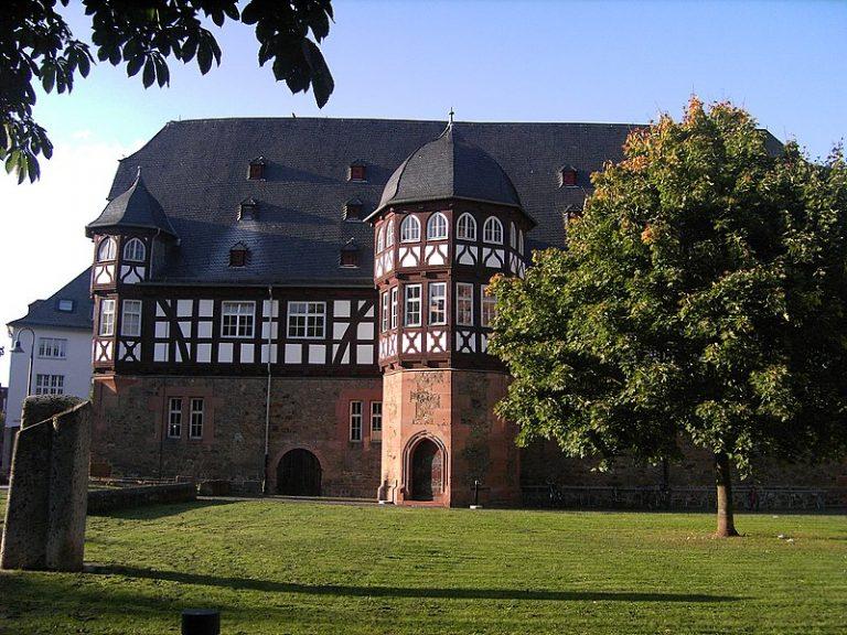 Neues Schloß in Gießen